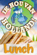 Ik Hou van Holland Lunch in Tilburg