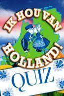 Ik Hou Van Holland Quiz in Tilburg