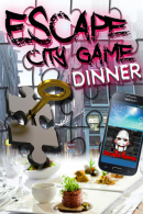 Dinner – Escape City Tablet Game in Tilburg