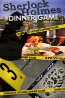 Sherlock Holmes Tablet Dinnergame in Tilburg