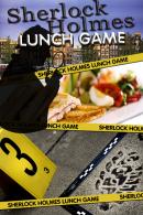 Sherlock Holmes Tablet Lunchspel in Tilburg