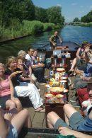 Bikken aan Boord Rondvaart in Tilburg