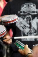 Workshop Percussie in Tilburg