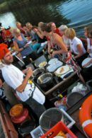 Dinnervaartocht Tilburg