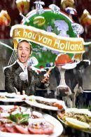 Ik Hou van Holland Winter Dinerspel in Tilburg